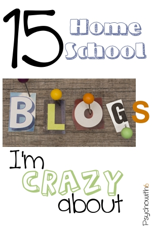 15 Must-Read Homeschool Blogs