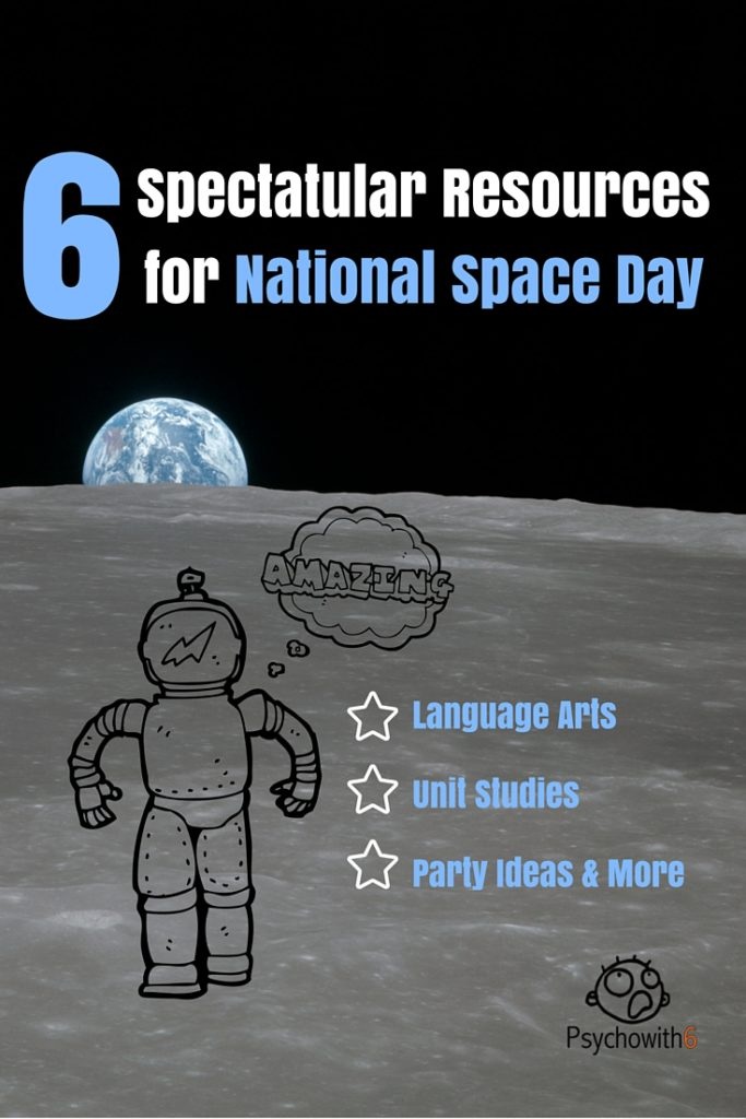 6 Spectacular Resources for National Space Day