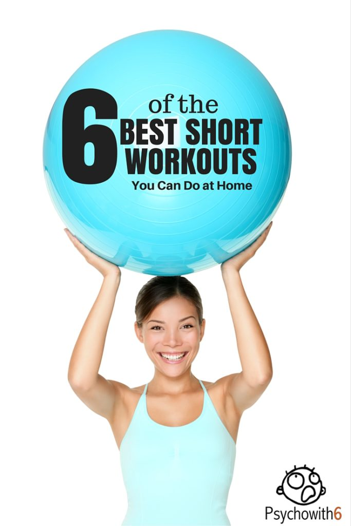 6 of the Best Short Workouts You Can Do at Home