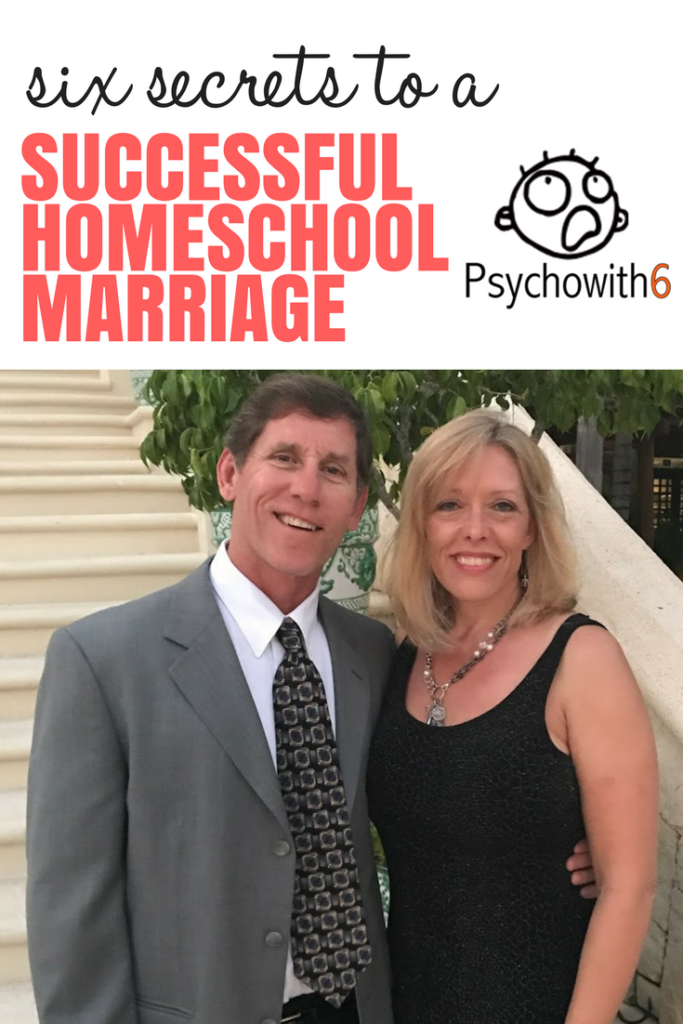 6 Secrets to a Successful Homeschool Marriage