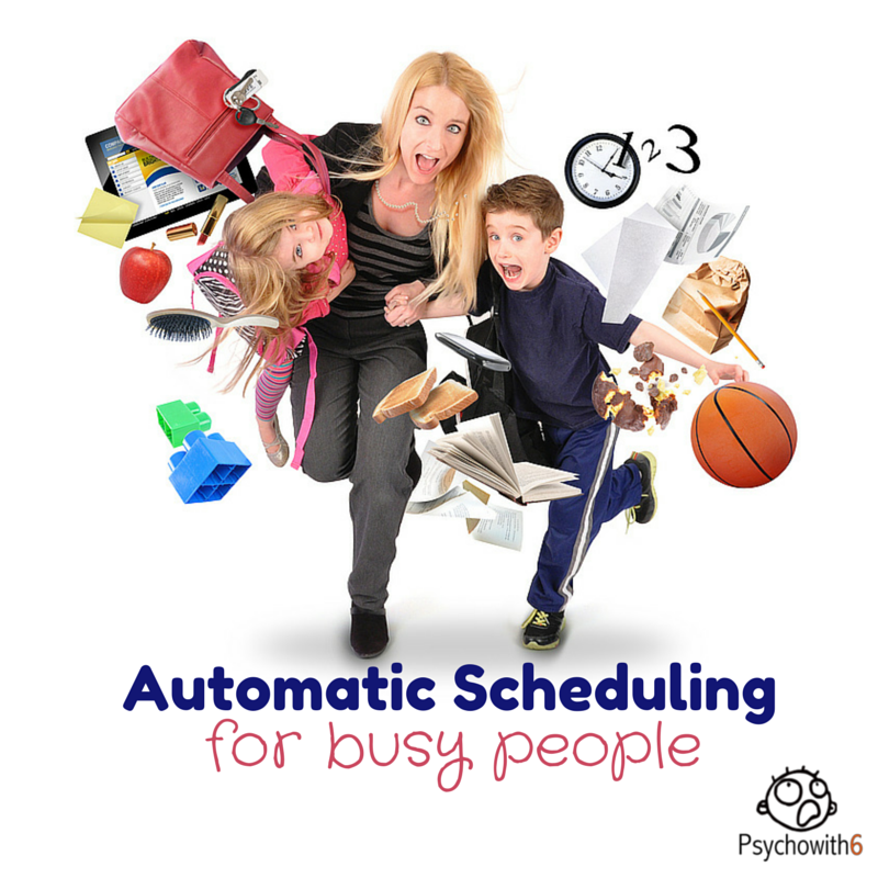 Automatic Scheduling for Busy People. Don't know what to do next? Skedpal will tell you!