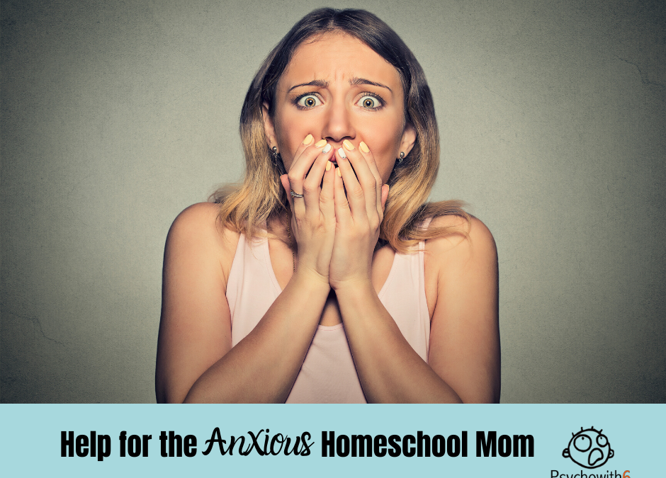 Help for the Anxious Homeschool Mom