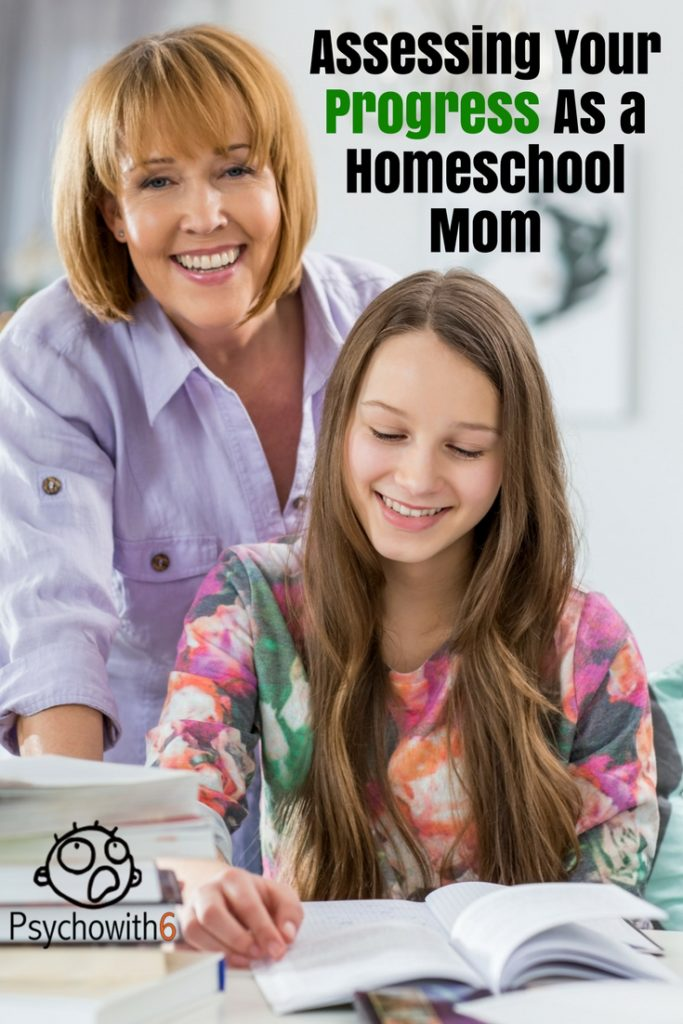 Assessing Your Progress as a Homeschool Mom