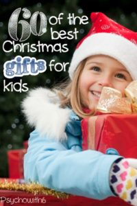 60 of the best Christmas gifts for kids from a mother of six. The gifts they'll love for years!