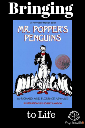 Bringing Mr. Popper's Penguins to Life: A Unit Study & More