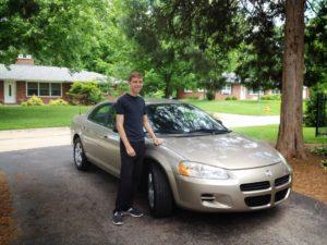 Caleb car