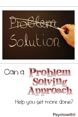 problem solving approach, GTD