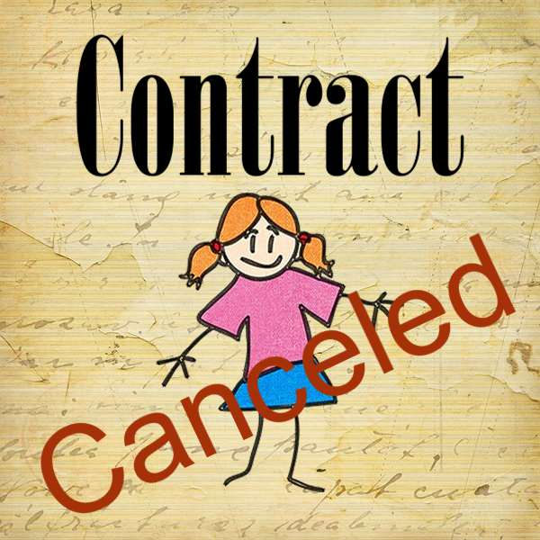 Cancel Your Good Girl Contract