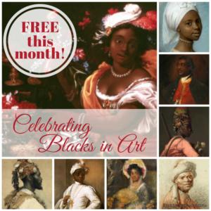 Celebrating Blacks in Art