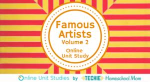 Famous Artists Volume 2