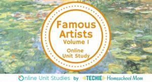 Famous Artists Volume I