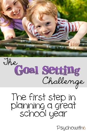 Start planning your homeschool year now by setting goals and choosing a printable or planner.