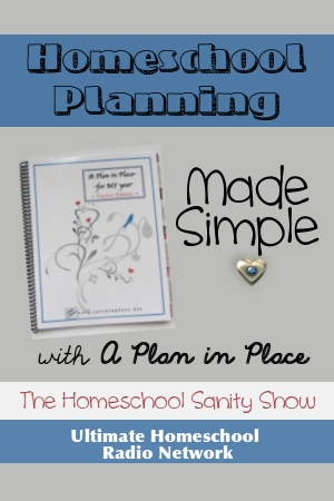 Homeschool Planning made simple. These planners from A Plan in Place make summer and school year planning not only easy, but fun!