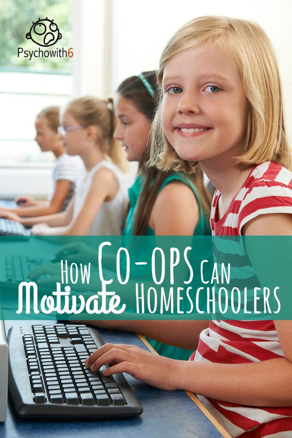 How Co-ops Can Motivate Homeschoolers