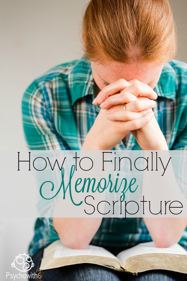 How to Finally Memorize Scripture: Memlok Review