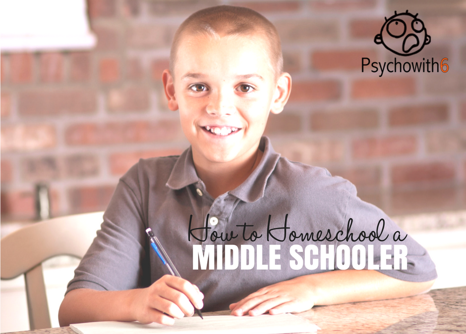 How to Homeschool a Middle Schooler