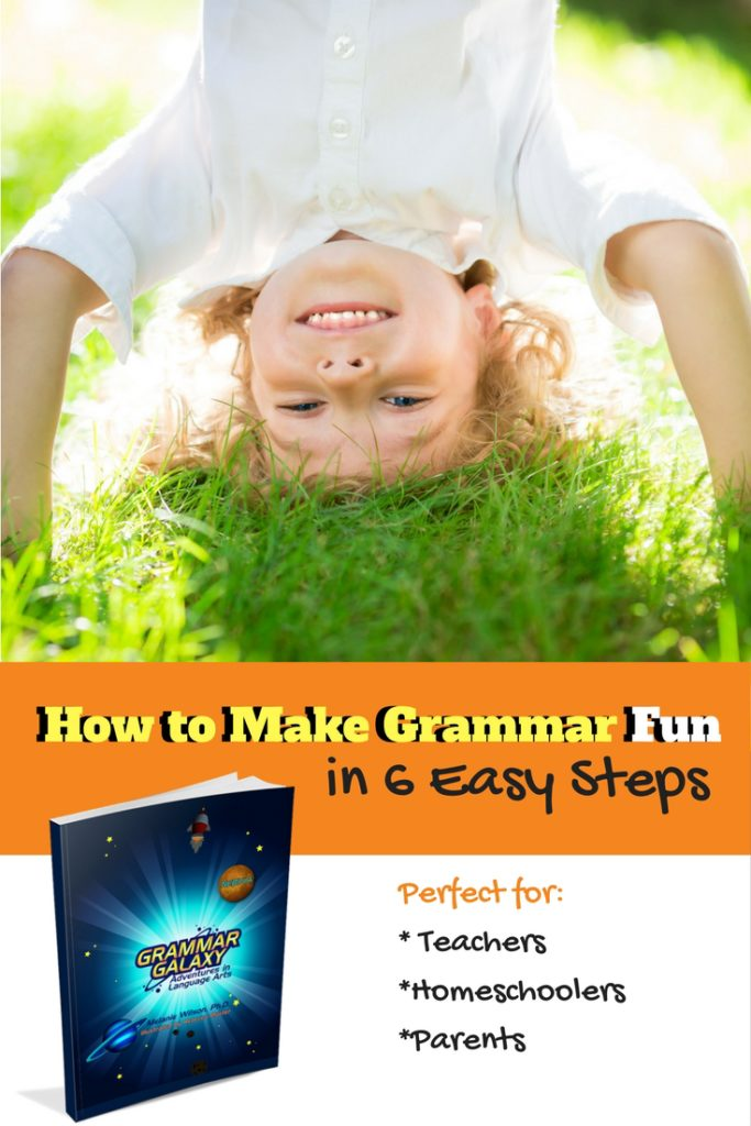 How to Make Grammar Fun in 6 Easy Steps