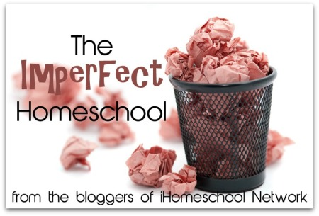 Do you have an imperfect homeschool? You're not alone. Check it out!