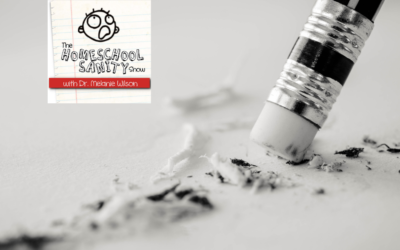 How to Manage Mistakes in Your Homeschool