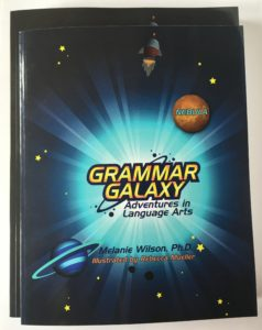 Grammar Galaxy Nebula two-book set