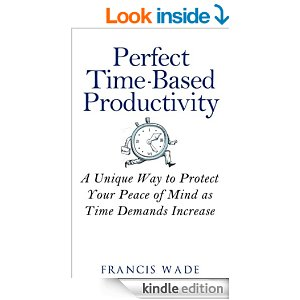 Perfect Time Based Productivity