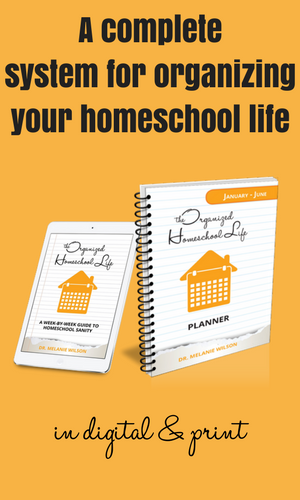 The Organized Homeschool Life System