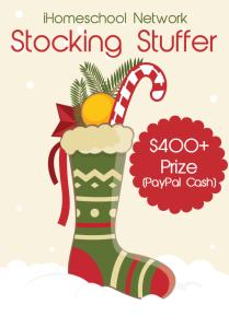 Stocking Stuffer Giveaway
