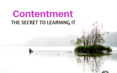 The Secret to Learning Contentment