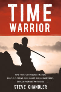 Time Warrior book