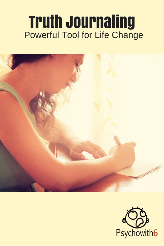 Truth Journaling: The Power to Change Your Life