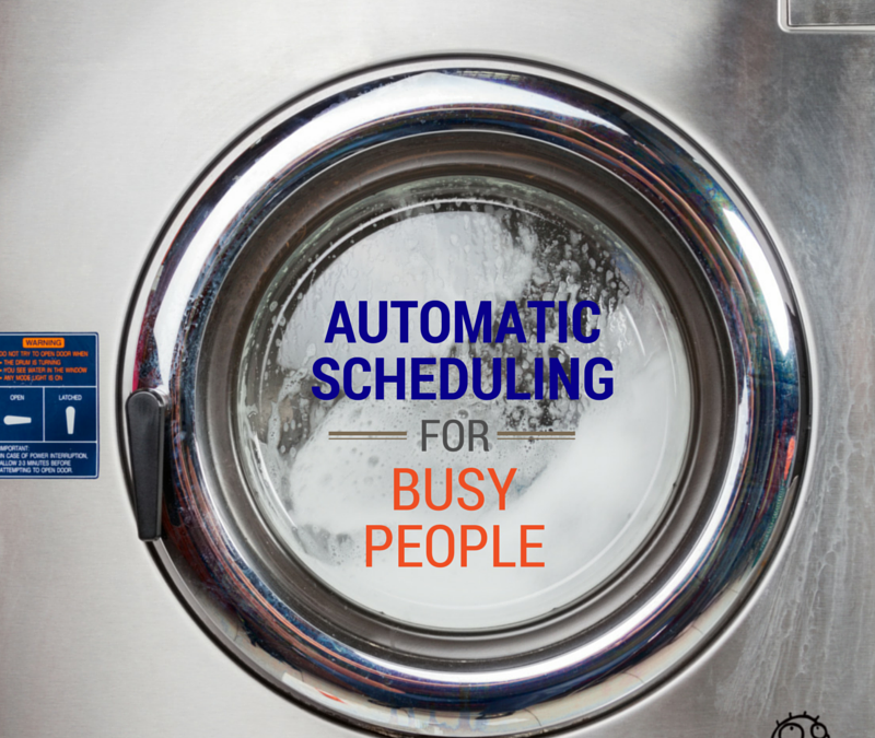 Automatic Scheduling for Busy People