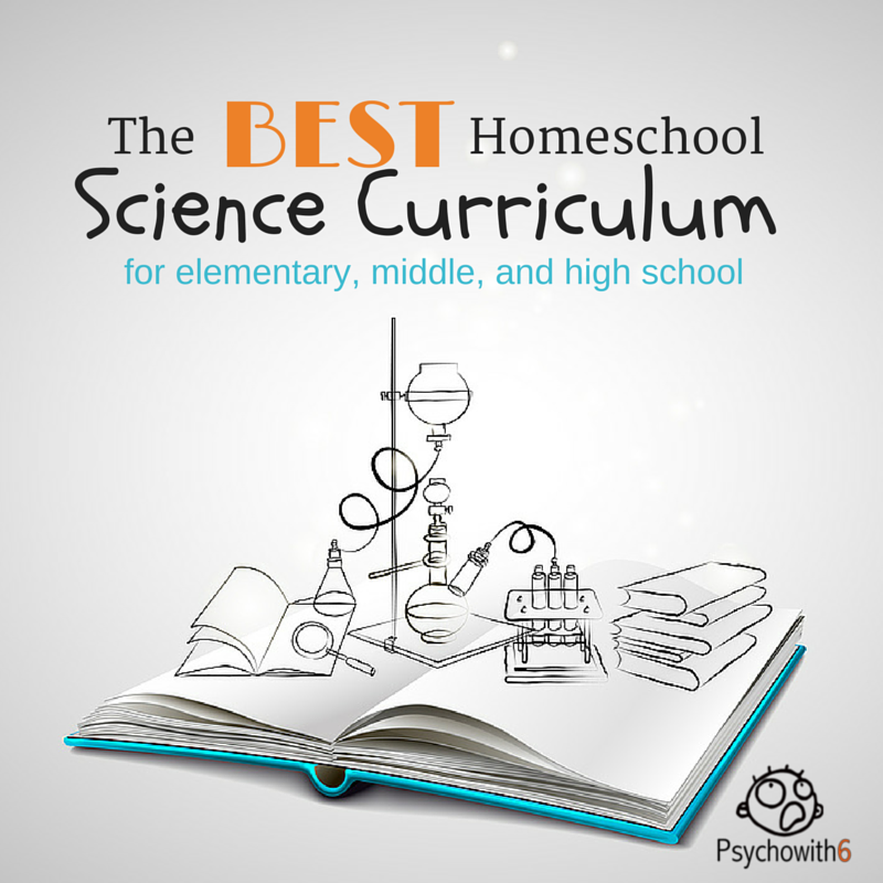 The best homeschool science curriculum. I've done all the reviews and research so you don't have to!