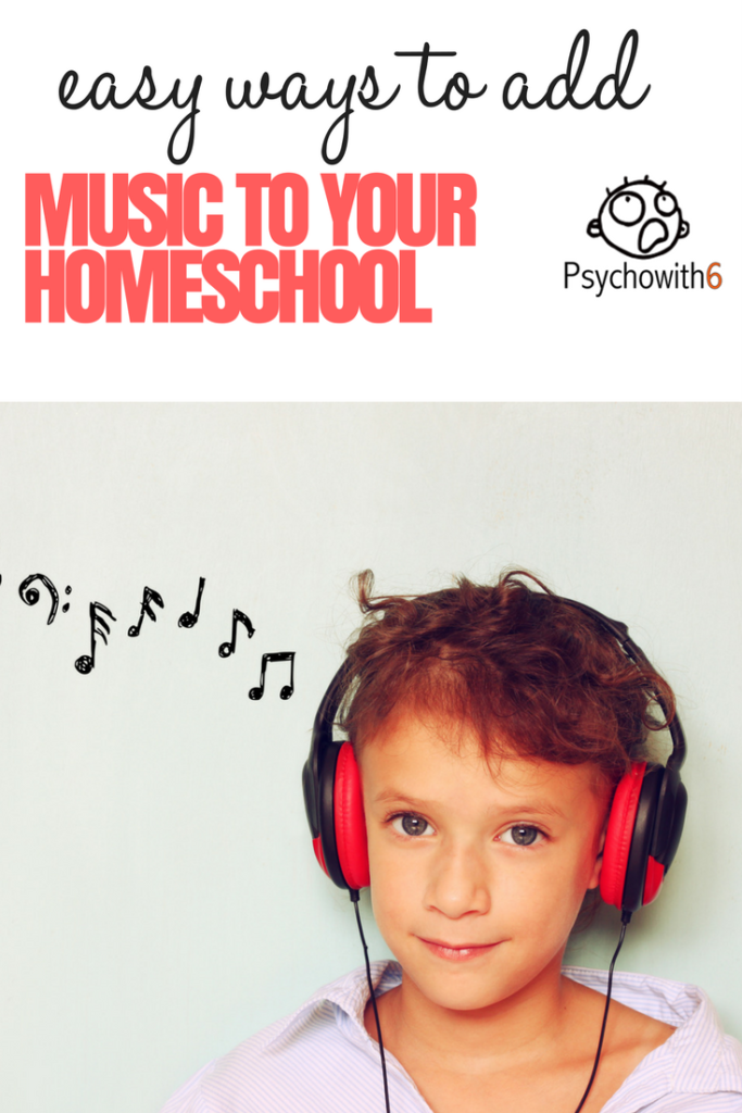 Easy Ways to Add Music to Your Homeschool