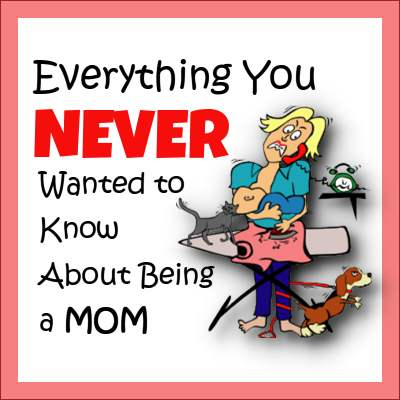 everything never wanted to know mom