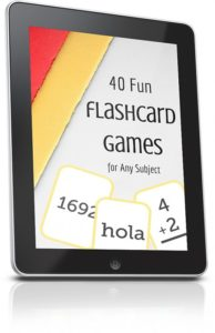 flashcard games