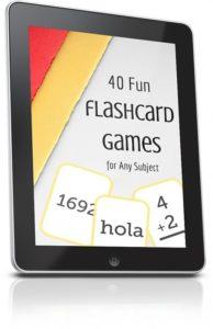 flashcard games
