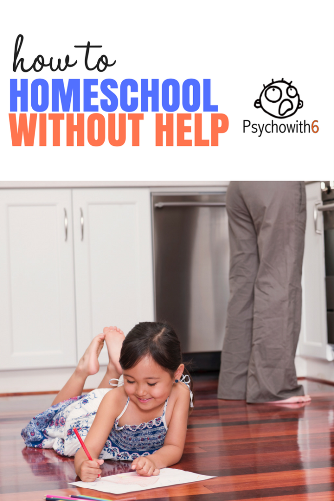 How to Homeschool Without Help