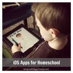 iOS apps for homeschool