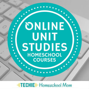 online unit studies 300